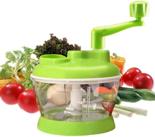 Picador Cortador De Verduras Y Frutas Procesador Triturador