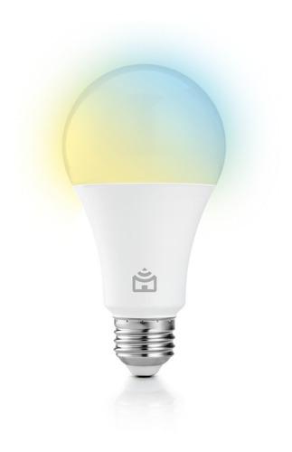 Lâmpada Inteligente Positivo Wifi Led 9w Muda De Cor