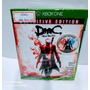 Jogos Xbox One Devil May Cry Definitive Edition Original