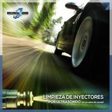 Limpieza De Inyectores Ford Focus 1.6 Kinetic Ultrasonido