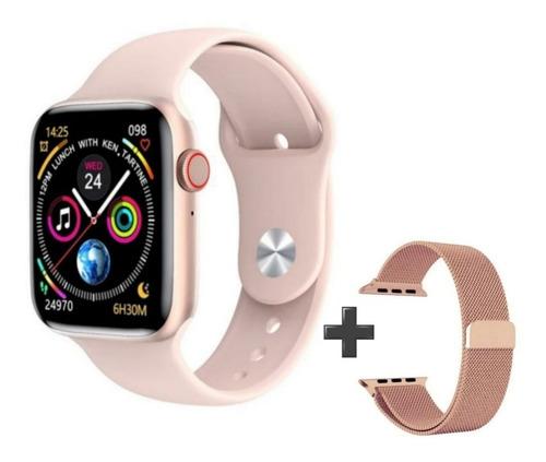 Smartwatch Reloj Inteligente W26+ Plus Llamadas Android Ios
