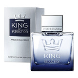 Perfume Hombre A. Banderas King Of Seduction - 100ml