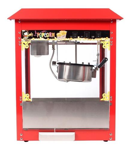 Maquina Palomitas Industrial Maiz Palomera Turmix Pdh