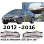 Pisca Seta Do Retrovisor Honda Civic 2012 2013 2014 2015 Original