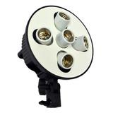 Kit De Iluminacion Para Fotografía Y Video 1000 Watts