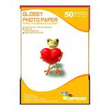 Papel Fotografico Glossy Brillante A3+(33x48) 180gr/50 Hojas