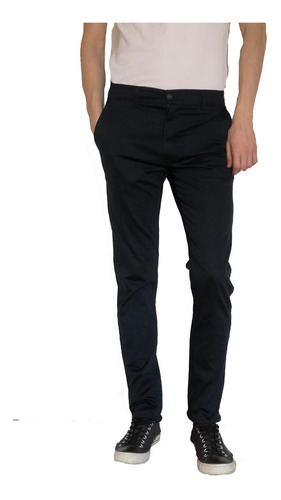 Pantalon Slim Elastizado - Blue Air Jeans