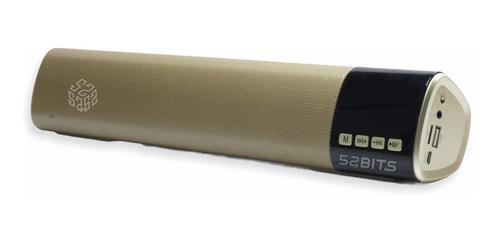 Barra Sonido Bluetooth 40cm Pantalla Led 10w Usb, Fm, Sd