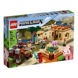 Set De Construcción Lego La Invasión De Los Illager