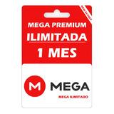 Mega Premium Ilimitada 30 Días, Envió Inmediato.