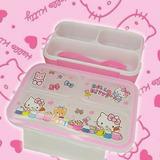 Bento Lunchera Box De Hello Kitty