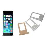 Bandeja iPhone 6s Porta Nano Sim Color Gold Silver Grey