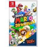 Super Mario 3d World + Bowser´s Fury Switch - Juego Físico