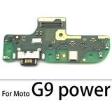 Flex De Carga Motorola Moto G9 Power