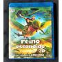 Blu-ray 3d Reino Escondido - Dub Leg Original