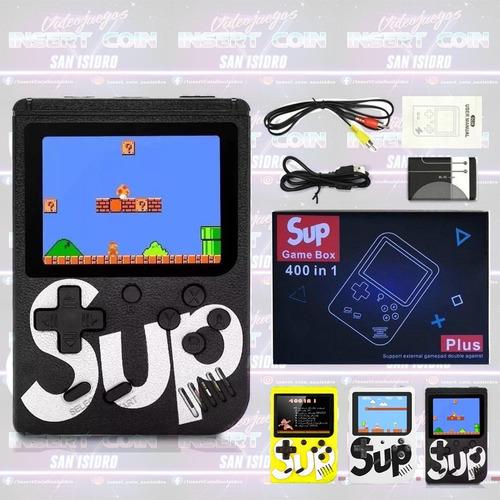 Consola Portatil Sup Family Nes Gameboy Multijuegos