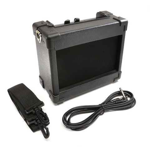 Amplificador De Guitarra Parlante Portatil Bateria Acustica