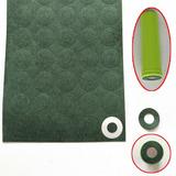 100 X Ojales Anillos Adhesivos Aislantes Pila 18650 0.3mm