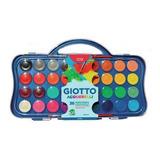 Acuarelas Giotto X36 Colores Distribuidora Lv