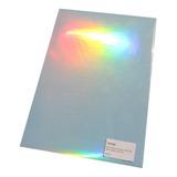 Vinilo Tornasol Adhesivo Imprimible A4/20 Hojas