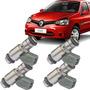 Kit Bico Injetor Renault Clio Sandero Megane 1.6 Flex Iwp179 Original