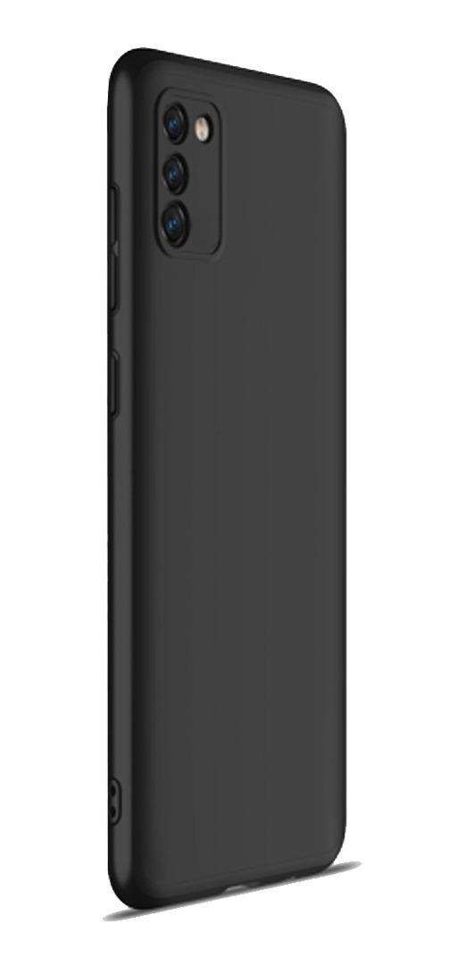 FUNDA 360 LUXURY SAMSUNG A02S NEGRO