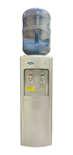 Dispenser De Agua Caliente Y Fresca Premium Silver!