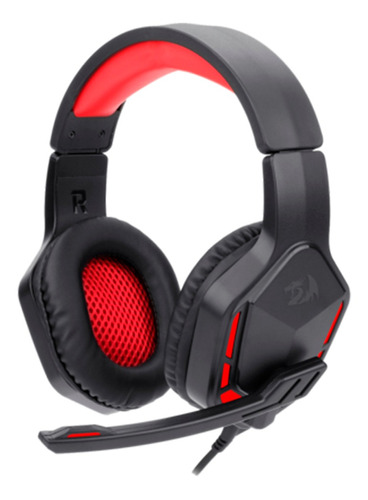 Auriculares Gamer Redragon Themis H220 Con Microfono Headset