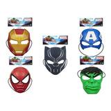 Mascaras Marvel Avengers Kit De 5 Pesonajes Hasbro
