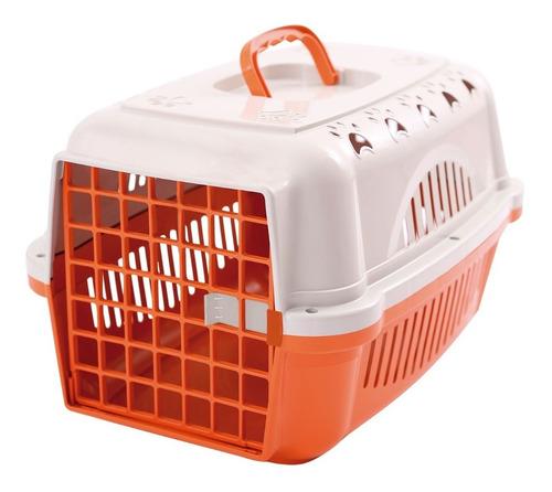 Transportadora Jaula N°1 H.3kg Perros/gatos Chicos Durapet´s