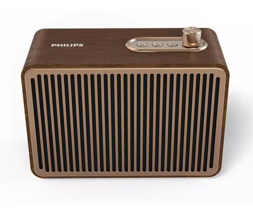 Parlante Portátil Philips Bluetooth  Vintage Tavs500/00