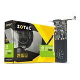 Tarjeta De Video Zotac Geforce Gt 1030 2gb Gddr5 64-bit Pcie