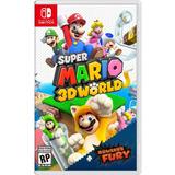 Super Mario 3d World + Bowser's Fury - Switch - Sniper