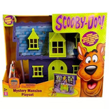 Mansion Del Misterio Scooby Doo Con Personaje - 05569