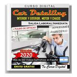 Curso Detailing Vehicular Car Detailing, Digital Con Videos