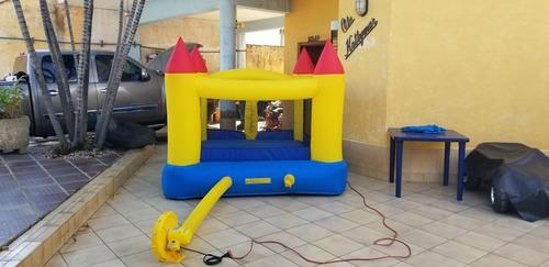 Colchon O Castillo Inflable Para Niños Pequeños