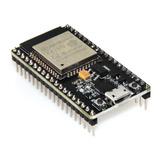 Nodemcu Esp32 Wifi +bluetooth 4.2 Iot Wroom Esp32s Arduino