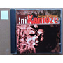 Cd Ini Kamoze - Here Comes The Hotstepper  - Importado 1995 Original