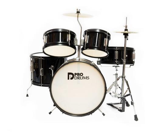 Batería Junior Pro Drums Prd03-bk