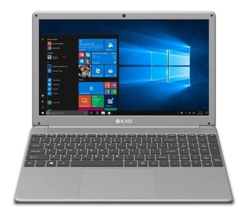 Notebook Exo Smart Intel I3 Xl4 F3145 4gb/120gb 15.6