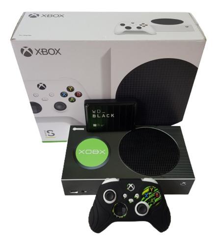 Xbox Series S Diseño Exclusivo 512gb Hdd Externo 5tb Juegos