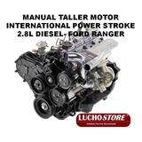 Motor Power Stroke 2.8 Diese Internationa Manual Ford Ranger