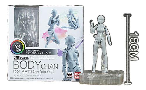 Body Chan Dx Set Gray Female Bandai Sh Figuarts Bootleg