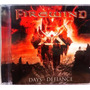 Cd Firewind Days Of Defiance  Kamelot Original