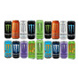 18 Energético Monster Energy Drink Ultra Paradise Dragon Ice Original