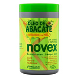 Creme De Tratamento Óleo De Abacate Novex 400g