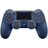 Control Joystick Inalámbrico Sony Playstation Dualshock 4 Midnight Blue