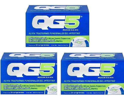 Qg5 Psidium Guajava X 90 Comprimidos Tabletas ¡oferta!