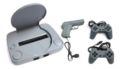 Family Game Nuevos Con 2 Controles 1 Pistola Y Varios Juegos
