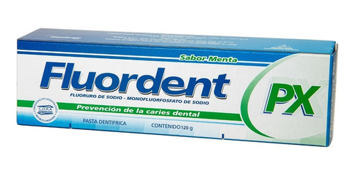 Fluordent Px Pasta X 120 Grs